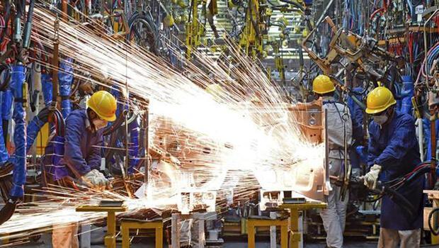 AB`de sanayi üretimi arttı