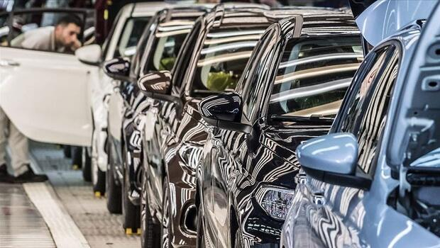 Türkiye`nin binek otomobil ihracatı arttı