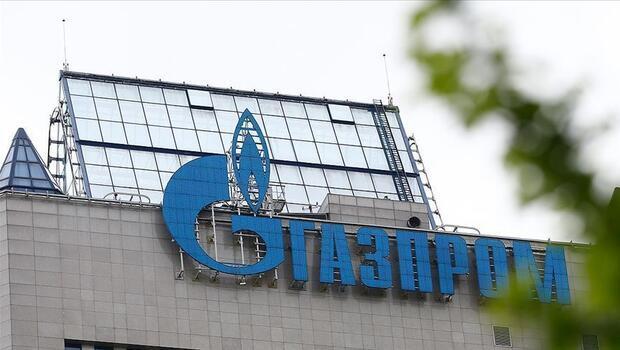 Gazprom`un doğal gaz üretimi arttı