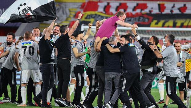 Spor hızlı çıktı: Beşiktaş şampiyon