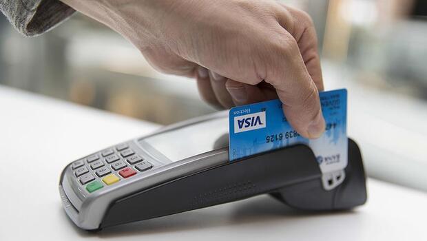 Kartlarla yapılan ödemeler arttı