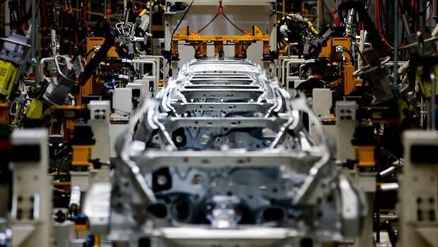 Türkiye`nin otomotiv üretimi arttı
