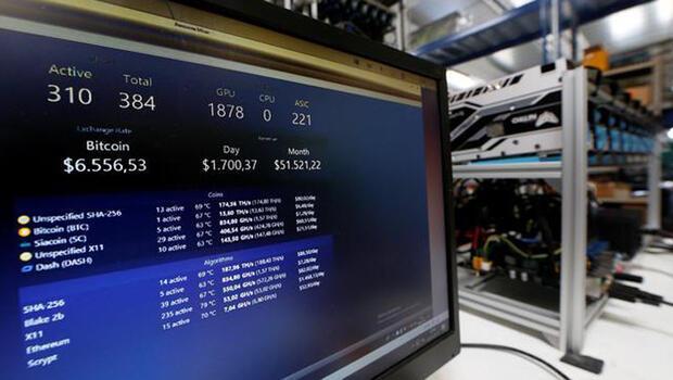 Bitcoin madencileri Teksas`ı tercih ediyor