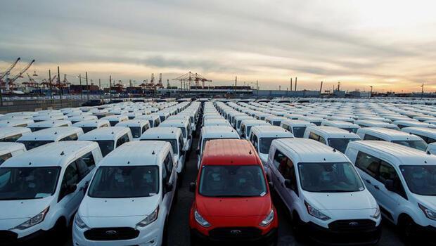 AB`de ticari araç satışları yükseldi