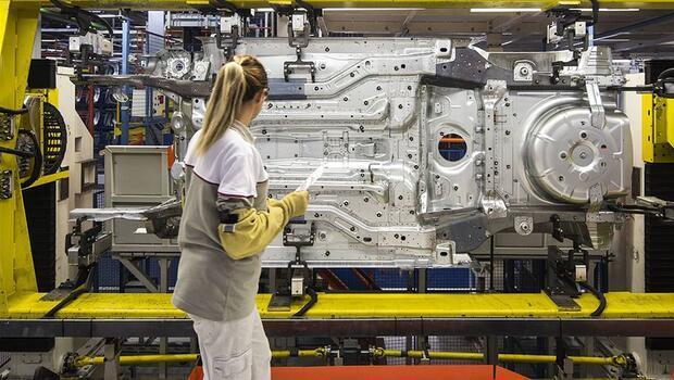Otomotiv endüstrisinin ihracatı arttı