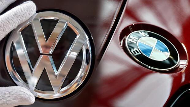 AB`den Volkswagen ve BMW`ye ceza