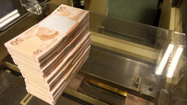 Hazine 7,9 milyar lira borçlandı