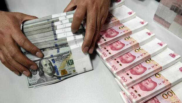 Yuan, dolar karşısında geriledi