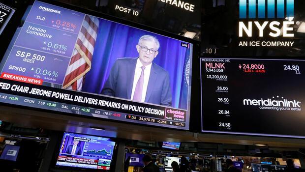 Powell faiz artırmayı düşünmekten uzak
