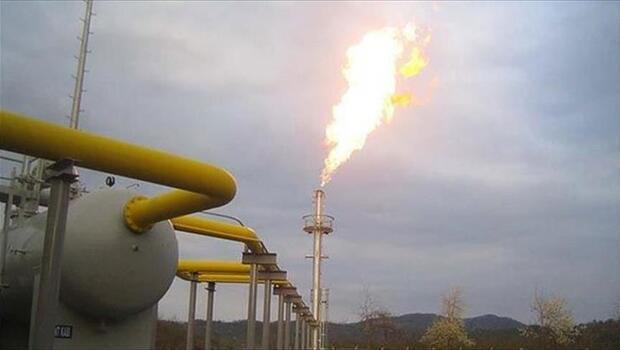 Doğal gaz ithalatı mayısta arttı