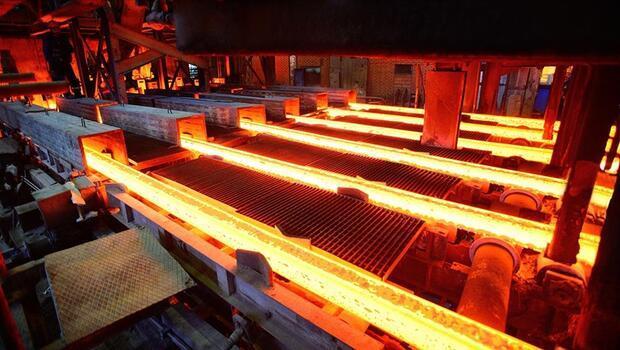 Çelik üretiminde Türkiye büyüdü