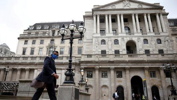 BoE politika faizini sabit tuttu