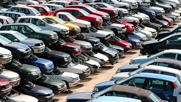 450 bin 985 hurda araç ekonomiye kazandırıldı
