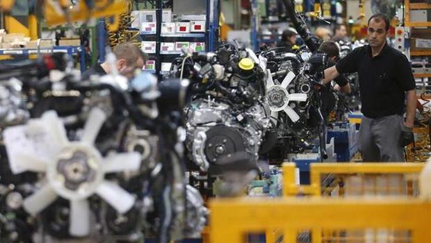 Euro Bölgesi`nde sanayi üretimi arttı