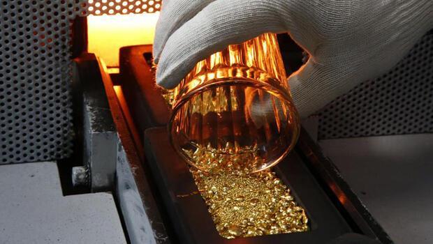 Rusya`nın altın üretimi azaldı