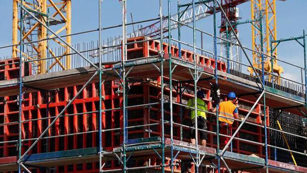 AB`de inşaat üretimi düştü