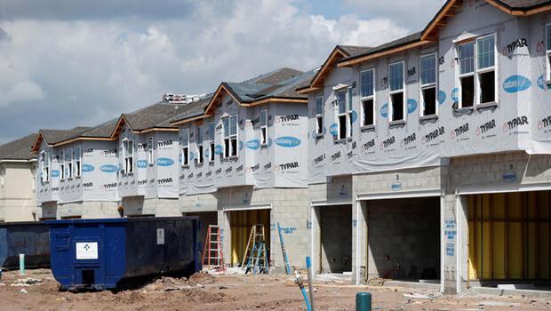 ABD`de inşaat izinleri arttı