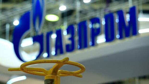 Gazprom`un doğal gaz ihracat geliri yükseldi