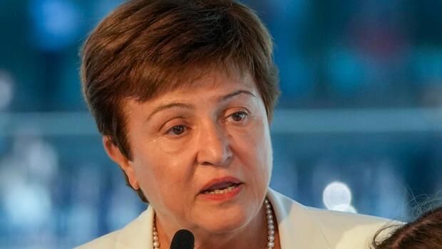 IMF`den Başkan Georgieva`ya destek