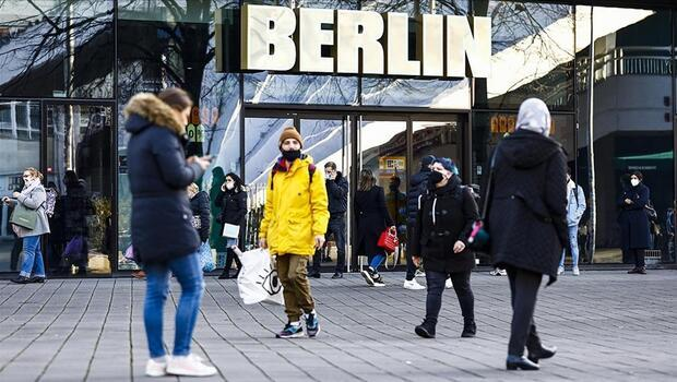 Almanya`da büyüme beklentisi düşürüldü