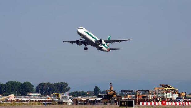 Alitalia son uçuşuyla faaliyetlerini noktaladı