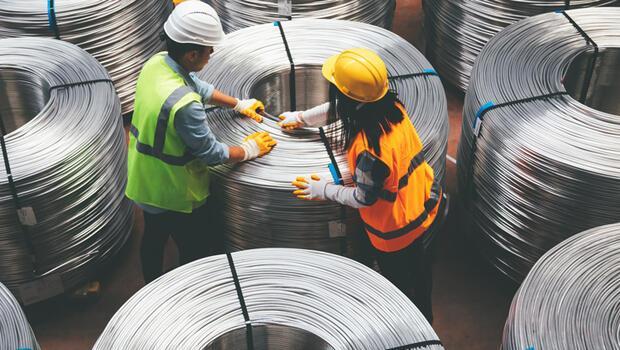 Emtia piyasasında `metal ralli` devam ediyor