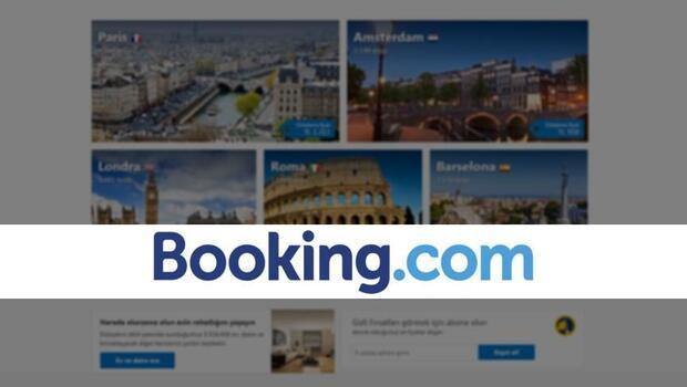 Booking.com`a 1,2 milyon euro ceza