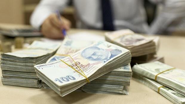 Hazine alacakları 17,7 milyar lira oldu