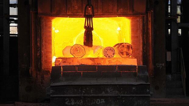 Küresel ham çelik üretimi geriledi