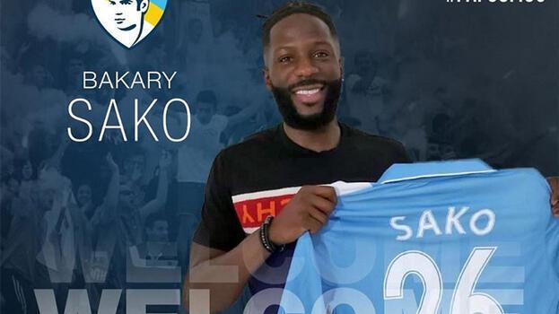 Bakary Sakonun yeni takımı Pafos FC