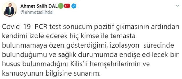 Son dakika... AK Partili bir vekil daha koronavirüse yakalandı