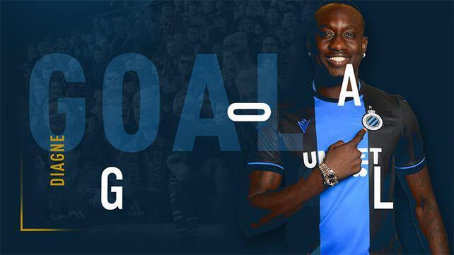 Diagne oyuna girdi, golünü attı