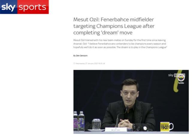 Son dakika | Mesut Özilin imza töreni dünyayı salladı