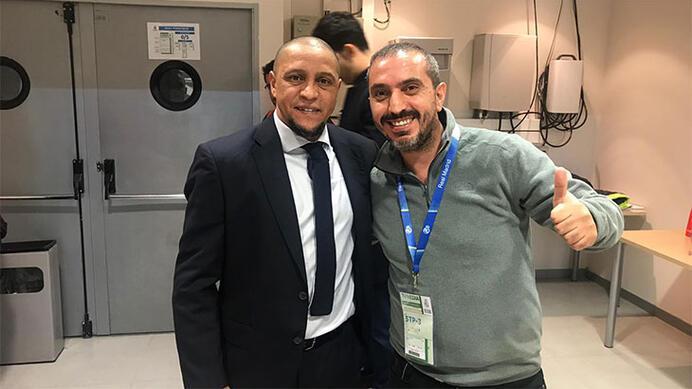 Roberto Carlos: F.Bahçeye bir gün dönmek istiyorum