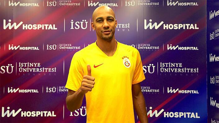 Galatasaray, Nzonziyi açıkladı İşte yıllık ücreti...
