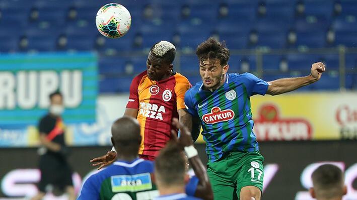 Galatasarayda yeni golcü Onyekuru