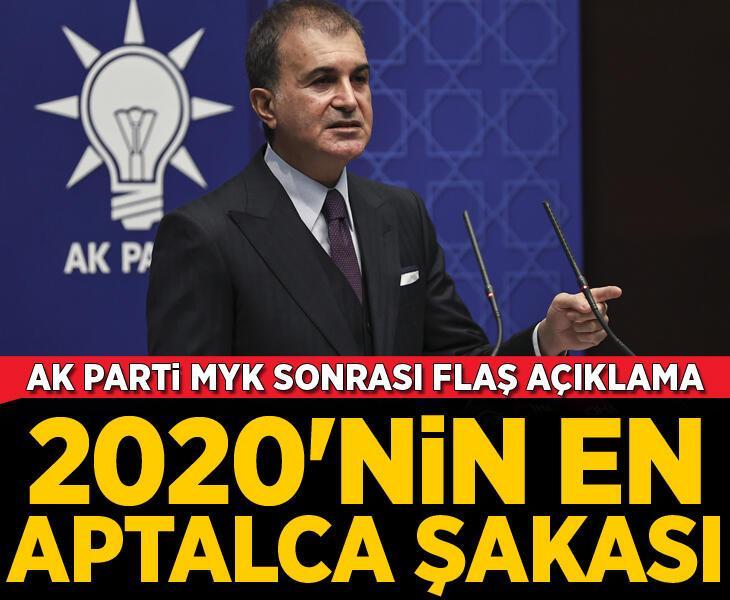 AK Parti'den flaş açıklama! 2020'nin en aptalca şakası