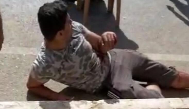 Kurban pazarında et paylaşımı kavgası 3 yaralı