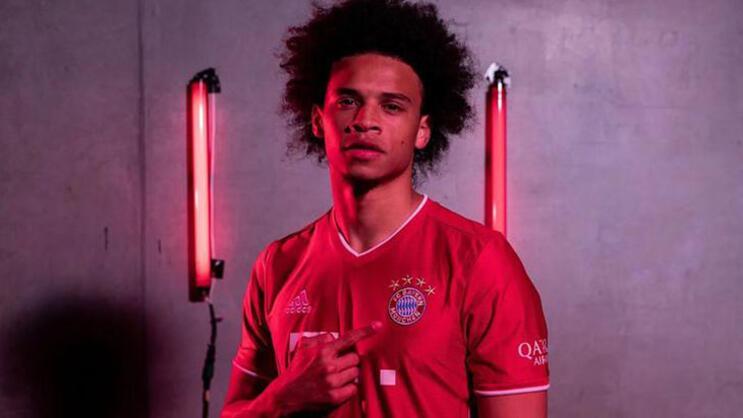Büyük gaf Bayern, Sane transferini yanlışlıkla açıkladı