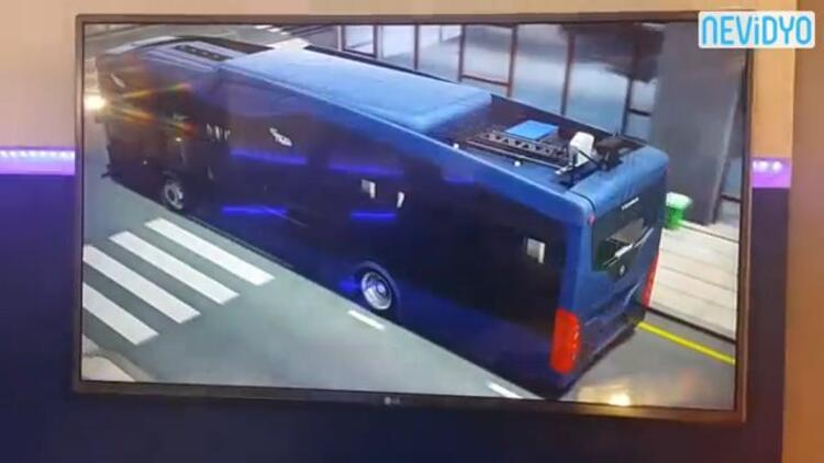 Türkiyenin ilk yüzde 100 yerli elektrikli otobüsü yola çıktı