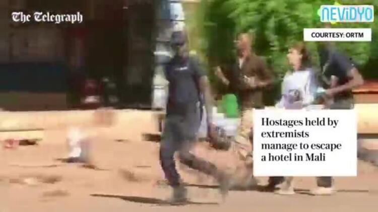 Malideki otel baskınında şok açıklama: 27 ceset tespit edildi