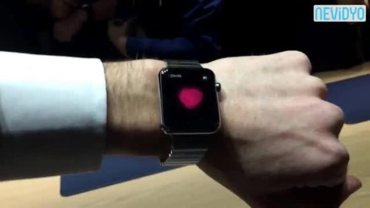 Apple, yeni MacBooku ve Watchu tanıttı