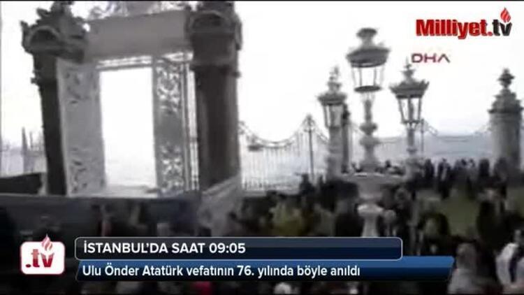 İstanbulda şaşırtan anons