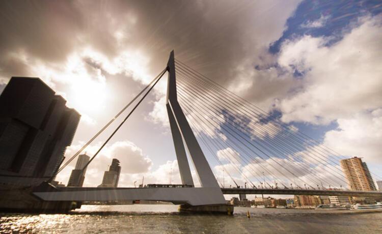 4. Rotterdam, Hollanda