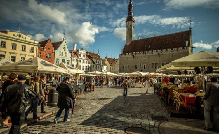 6. Tallinn, Estonya