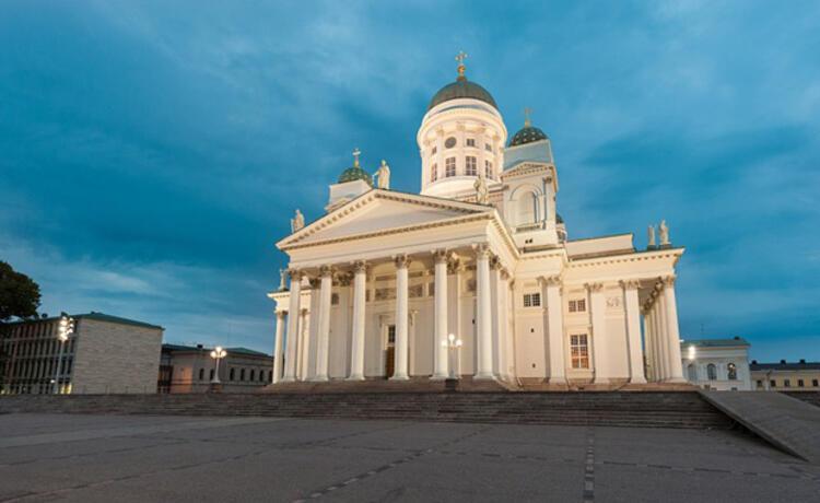 9. Helsinki, Finlandiya