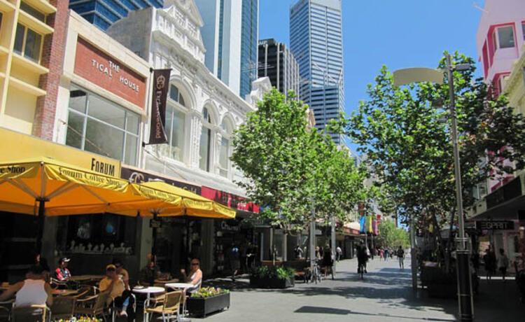 10. Perth, Avustralya