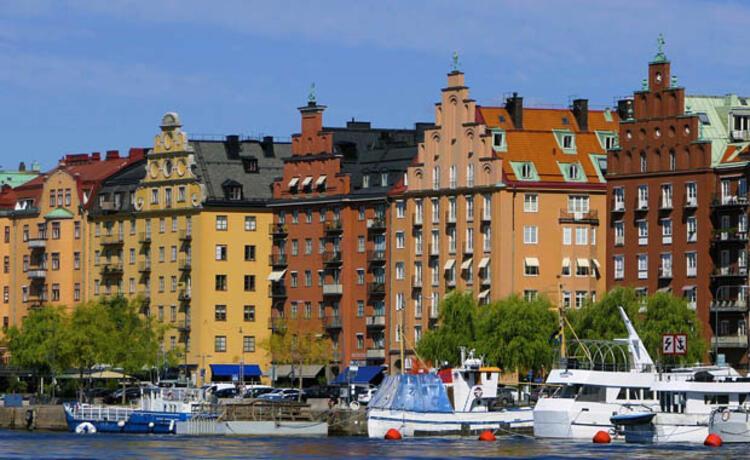 12. Stockholm, İsveç