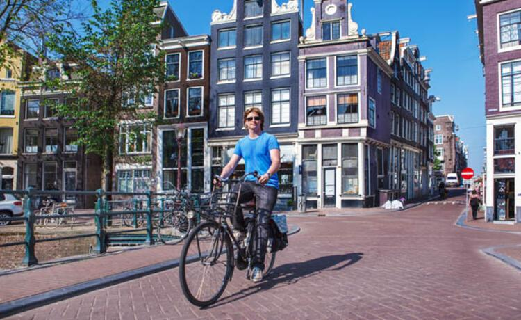 3. Amsterdam, Hollanda