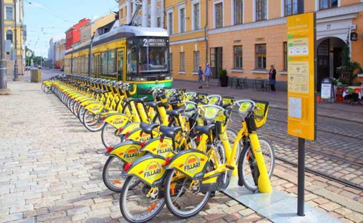 18. Helsinki, Finlandiya